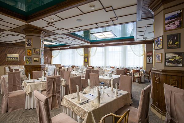 Зал ресторанного питания