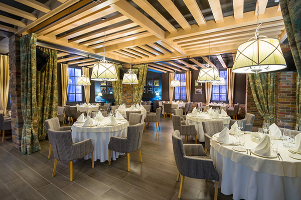 Ресторан Трапеза в бизнес отеле