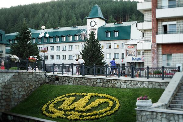 Санаторий Алтай (ex. Алтай-West) ,Внешний вид