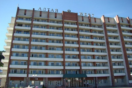 Санаторий Алтай (ex. Алтай-West) ,Корпус №3