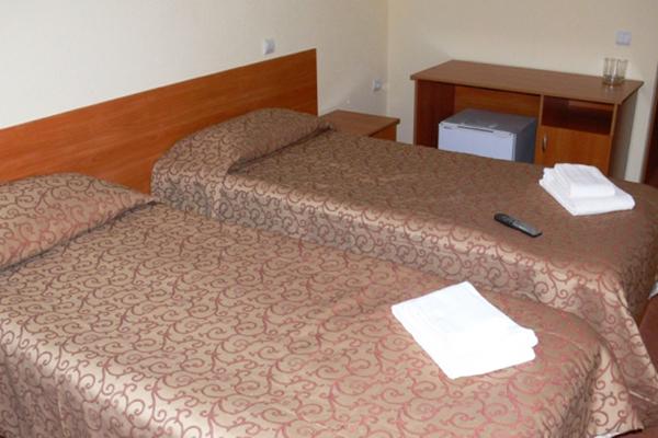 Гостиница Снежный Барс ,Стандарт twin