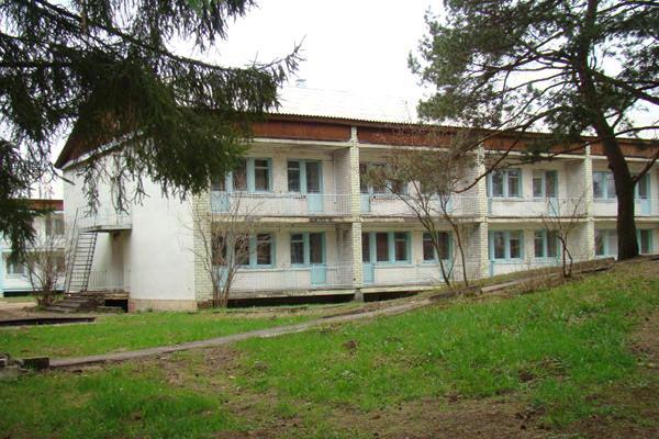 Санаторий Игуменка,Внешний вид