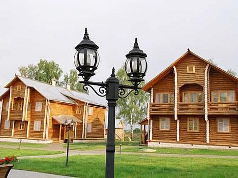 Гостиничный комплекс Дивеевская слобода,Корпус с номерами категории «Комфорт»