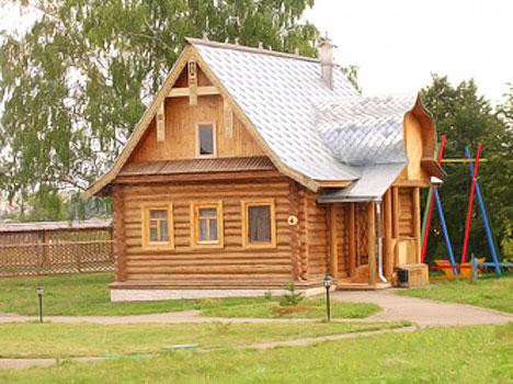 Гостиничный комплекс Дивеевская слобода,Корпус с номерами категории «Люкс»