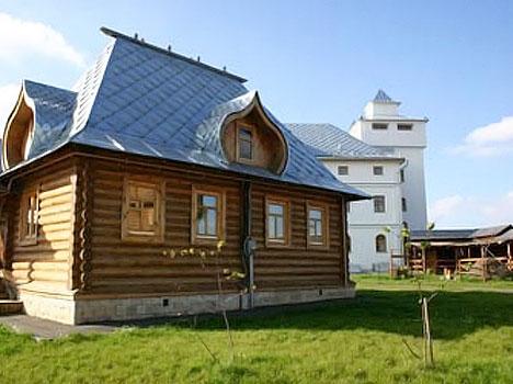 Гостиничный комплекс Дивеевская слобода,Корпус с номерами категории «Стандарт»