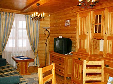 Гостиничный комплекс Дивеевская слобода,Гостиная в номере