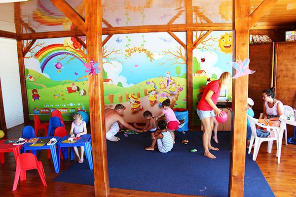 Детская комната «Теремок»