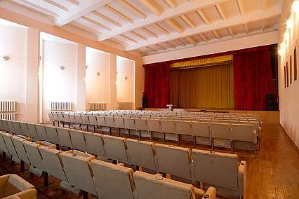 Туристско-оздоровительный комплекс Евпатория ТОК,Кино-концертный зал