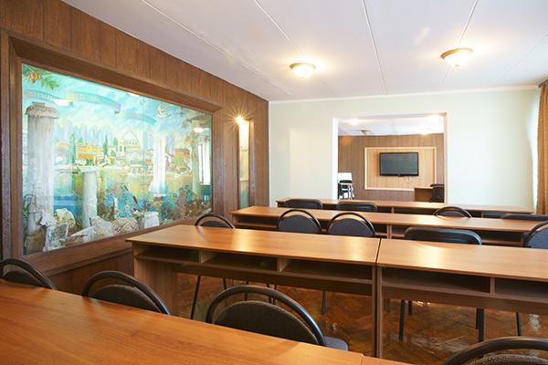 Туристско-оздоровительный комплекс Евпатория ТОК,Комната для совещаний