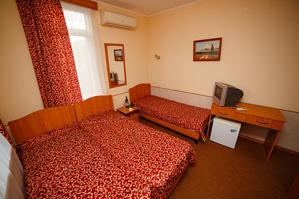 Гостевой дом Гостиный Домик,Полулюкс 1 2-местный
