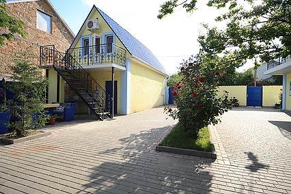 Гостевой дом Гостиный Домик,Внешний вид