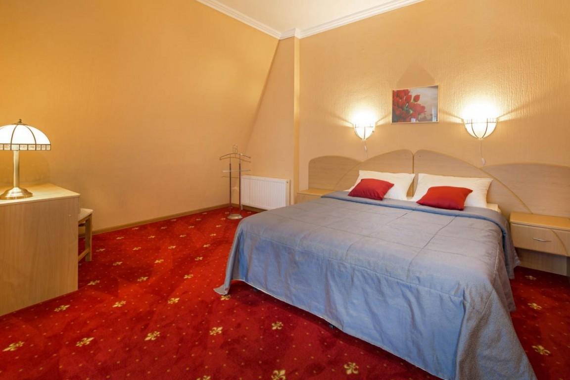 Гостиница Бригантина,Сьют 2-местный 1-комнатный
