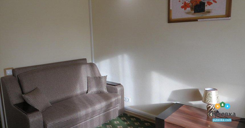 Джуниор сюит 2-местный 2-комнатный, фото 5