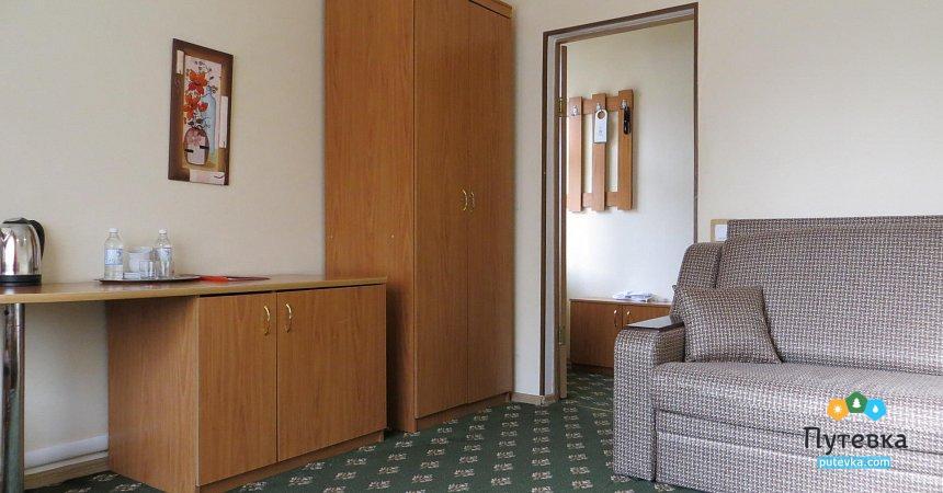 Джуниор сюит 2-местный 2-комнатный, фото 3