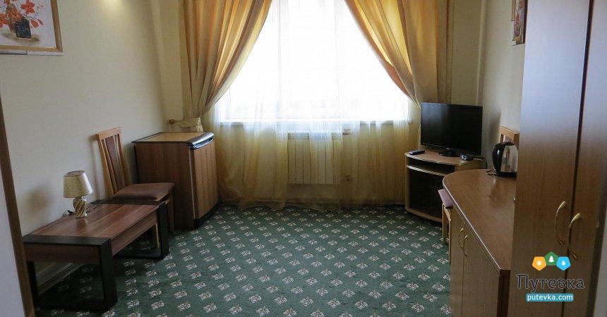 Джуниор сюит 2-местный 2-комнатный, фото 4