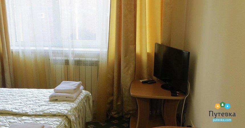 Джуниор сюит 2-местный 2-комнатный, фото 2