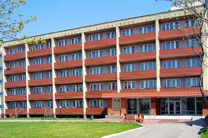 Санаторий Зеленоградск,Внешний вид