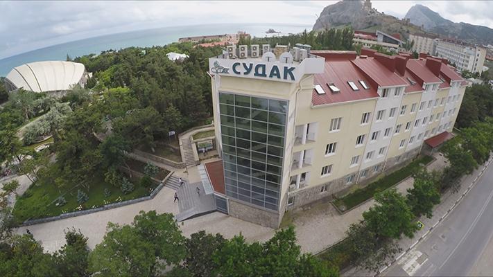 Туристско-оздоровительный комплекс Судак,Административный корпус
