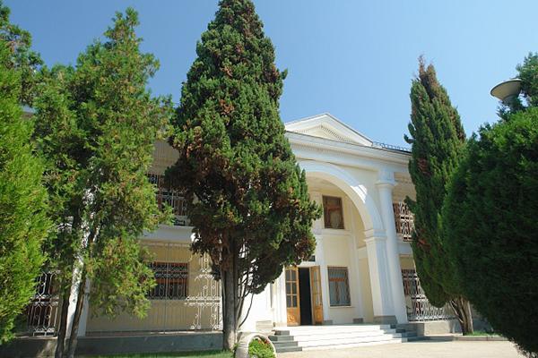 Туристско-оздоровительный комплекс Судак,Корпус 1