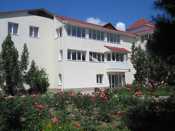Туристско-оздоровительный комплекс Судак,корпус 4