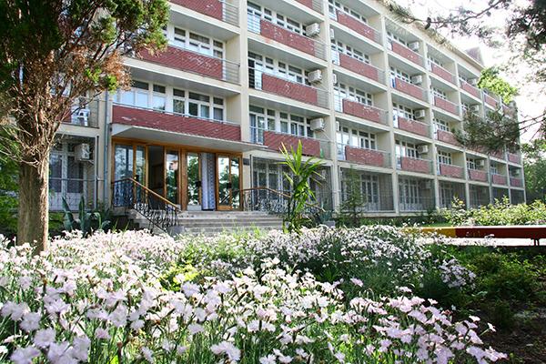 Туристско-оздоровительный комплекс Судак,корпус 5