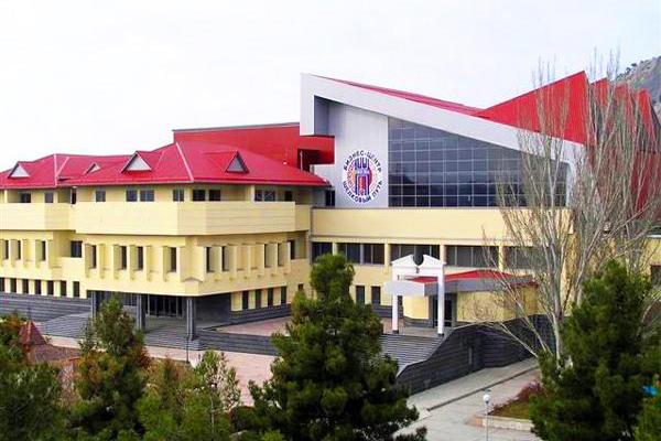 Туристско-оздоровительный комплекс Судак,Корпус