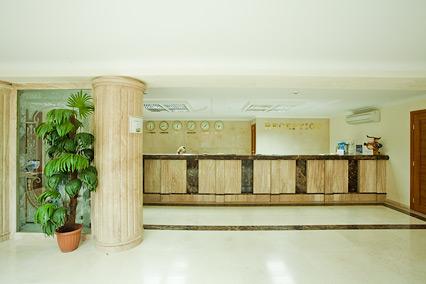 Туристско-оздоровительный комплекс Судак,Служба размещения