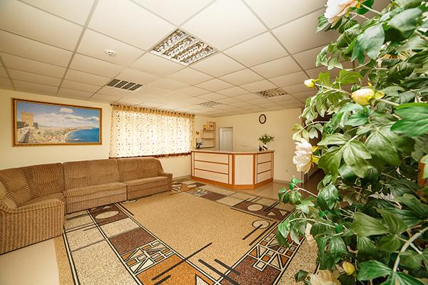 Туристско-оздоровительный комплекс Судак,Корпус 4 холл