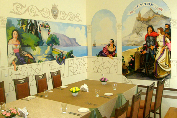 Ресторан Консул