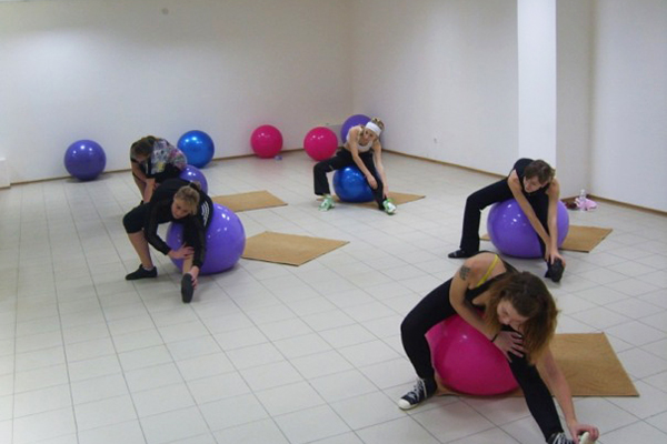 Фитнес занятие