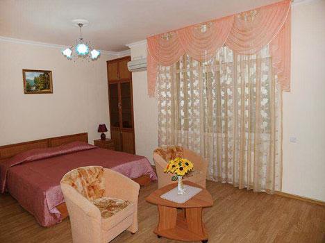 Гостиница Алая Роза,Номер