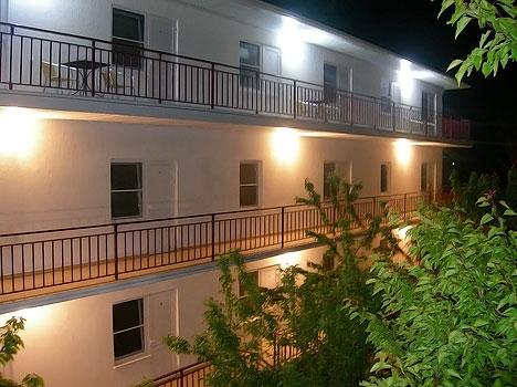 Гостиница Парус (Кабардинка),Корпус