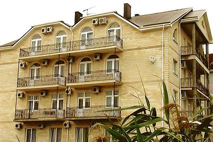 Отель Оливия,Внешний вид