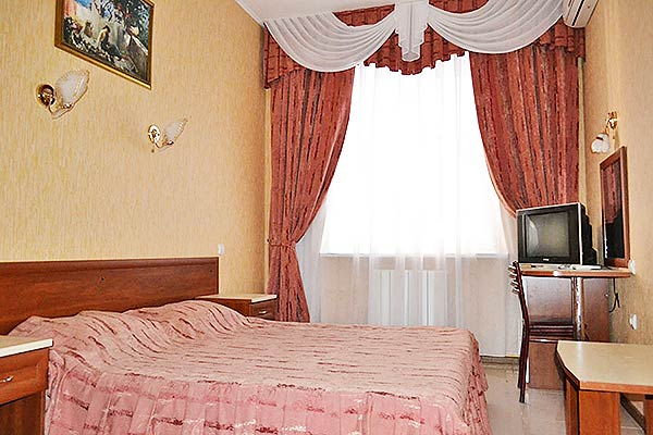 Отель Оливия,Стандартный 2-местный