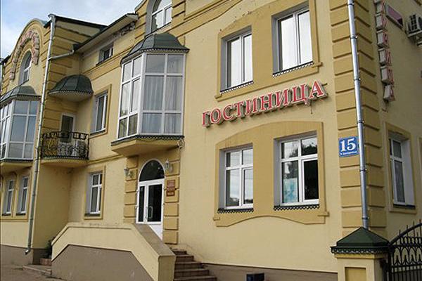 Гостиница Великий Устюг, гостиница,