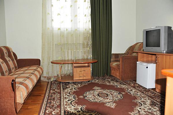 Отель У Бочарова ручья,Двухкомнатный 1-й категории