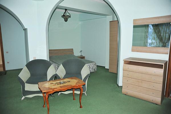 Отель У Бочарова ручья,Двухместный 1-й категории (без кухни)