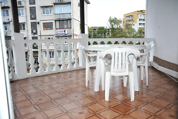 Семейный 3-х комнатный балкон