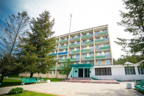 Санаторий Сосновый бор,Главный корпус