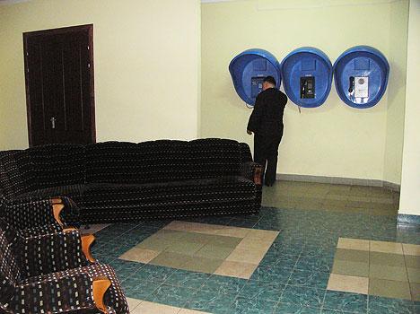 Санаторий Сосновый бор,Холл