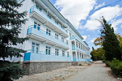 Пансионат Крымское Приморье,Корпус №3