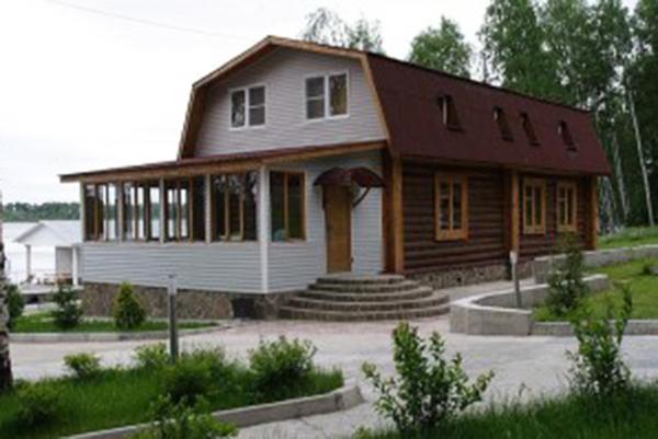 База отдыха Кантри Хоум,Дом охотника