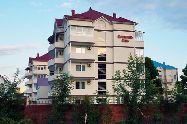 Парк-отель Лермонтовъ,Общий вид