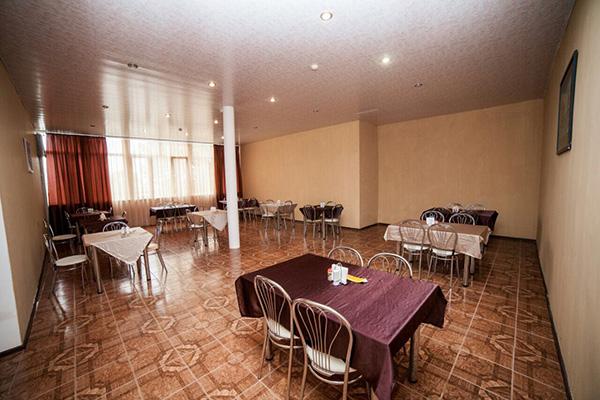 Парк-отель Лермонтовъ,Столовая