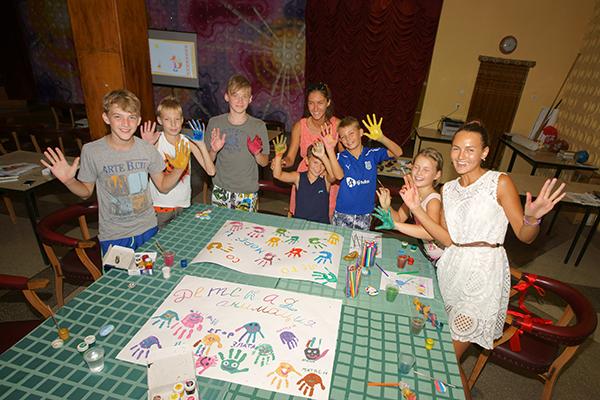 Туристско-оздоровительный комплекс Чайка ,Анимационная программа для детей