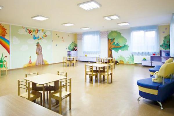 Пансионат Силенд (Sealand) ,Детская комната