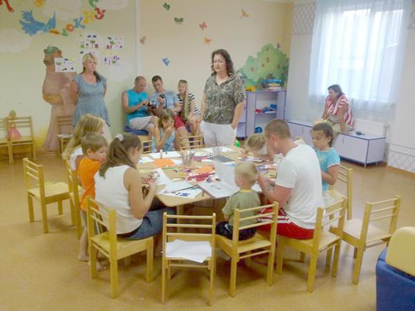 Пансионат Силенд (Sealand) ,Детская комната. Занятия