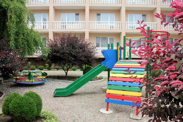 Пансионат Силенд (Sealand) ,Детская площадка
