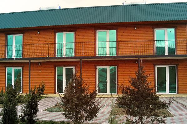 Пансионат Украина-1,Двухэтажный коттедж-корпус