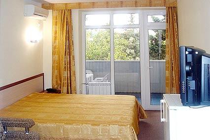 Отель Орешник ГК ,Стандартный 2-местный ПК с французской кроватью